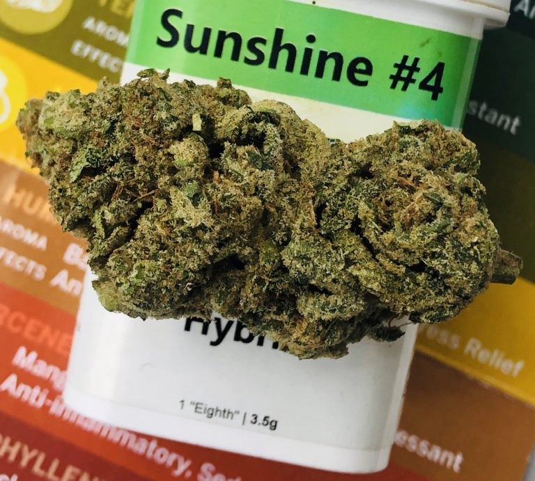 Sunshine #4 by SunMed Growers